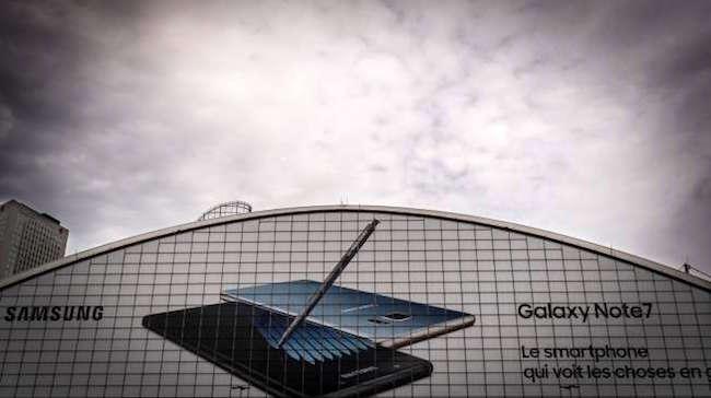 Samsung Galaxy Note 7 AD