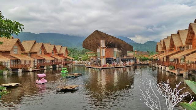 Kamojang Green Hotel Resort