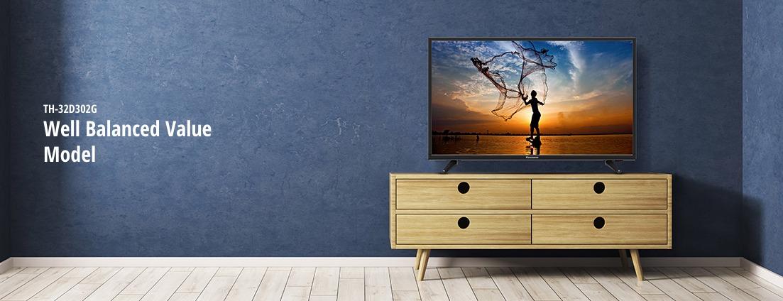 TH 32D302G TV LED Panasonic Indonesia