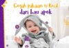 Formula Anti Jamur dan Anti Bakteri Sleek Baby Laundry Detergent