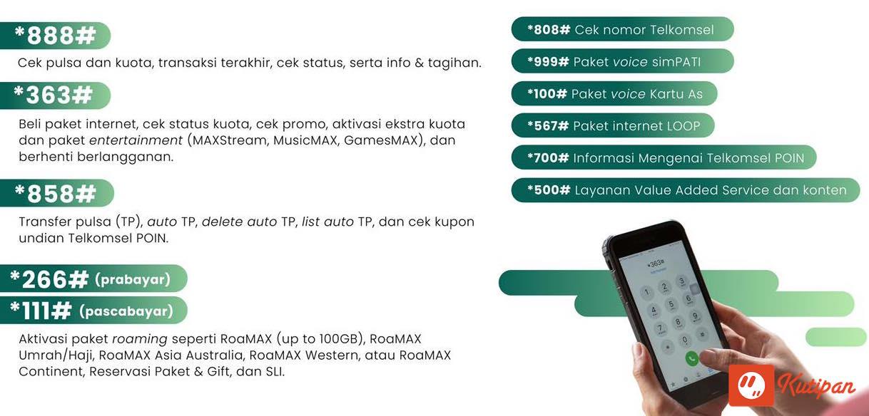 Tanya Veronika Asisten Virtual Kode UMB Telkomsel